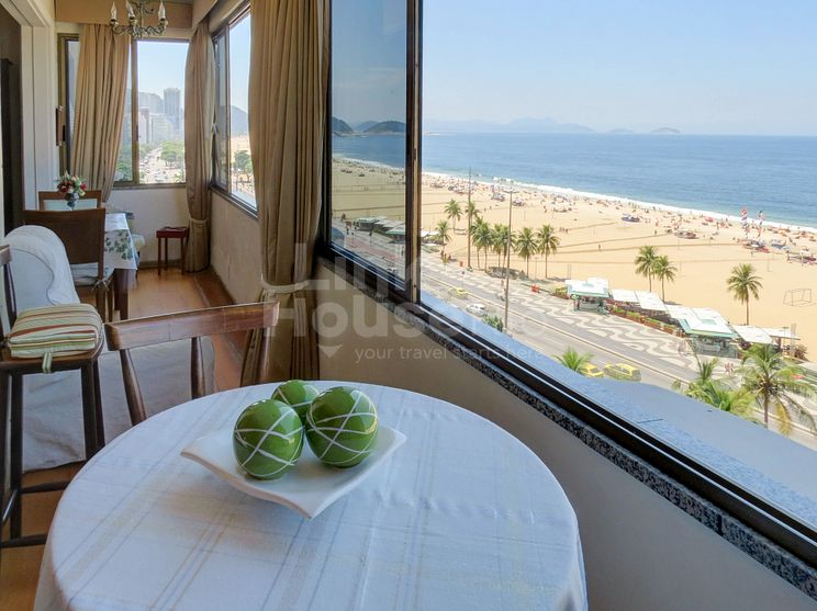 AMAZING BEACH VIEW & CONFORT 3-BDR C2-0032