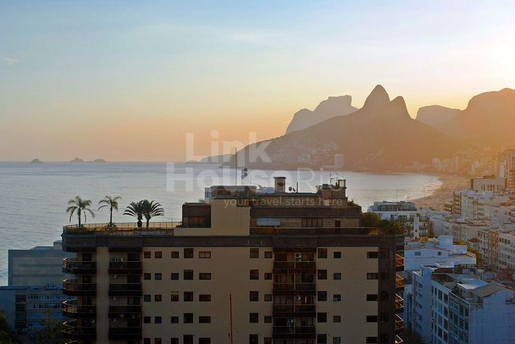 AMAZING SUNSET IPANEMA VIEW 2 BDR A1-007