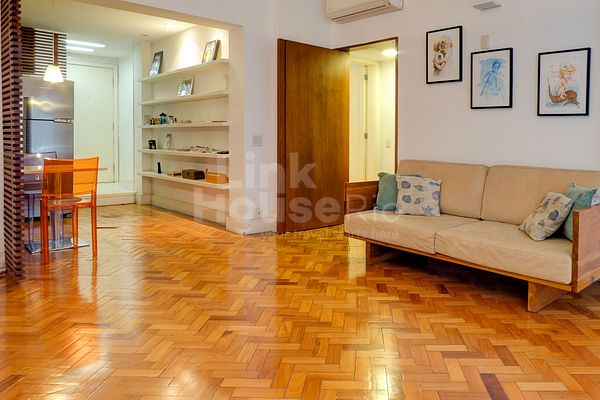 AWESOME APARTMENT IPANEMA & LAGOON 2-BDR L2-001