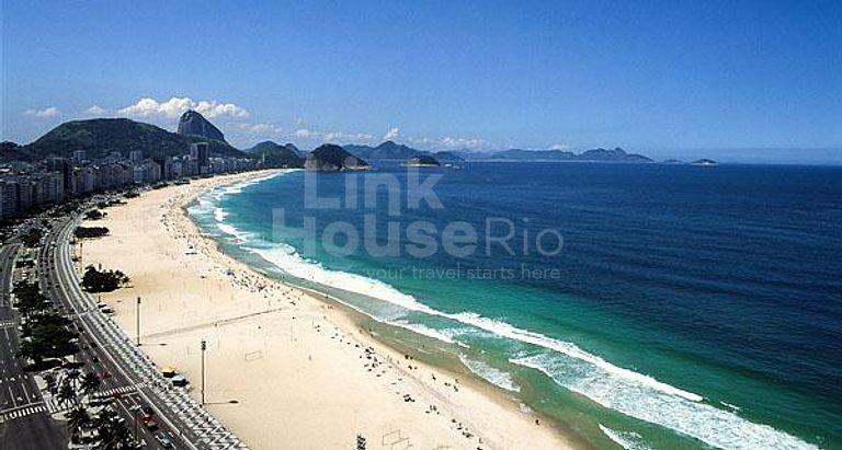 IPANEMA & COPA PANORAMIC VIEW